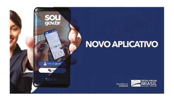 Novo Aplicativo SouGov.br